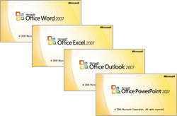 Microsoft® Office Personal 2007 Service Pack 1 with Microsoft® Office PowerPoint® 2007