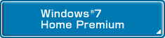 Windows® 7 HomePremium