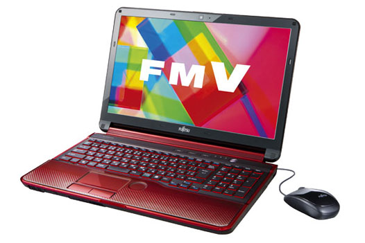 FMV LIFEBOOK AH54/G FMVA54GR