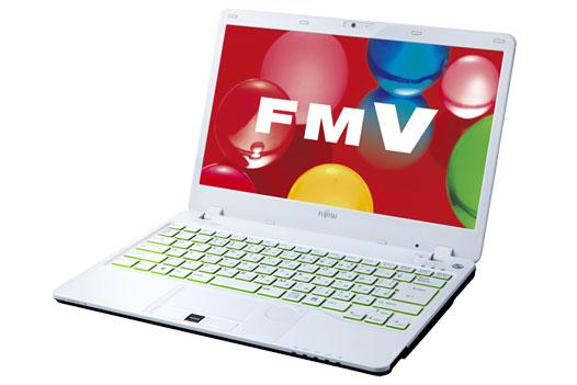 FMV LIFEBOOK SH54/H FMVS54HW