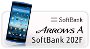 SoftBank ARROWS A SoftBank 202F